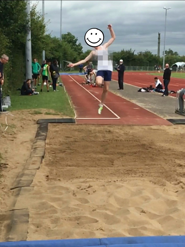 Long jump, Son, Athletics competition, 365