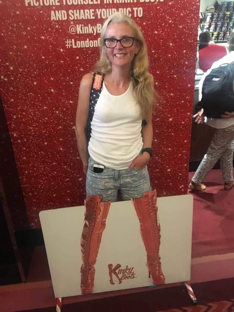 Kinky Boots, West End, Wedding anniversary, The wedding anniversary tradition
