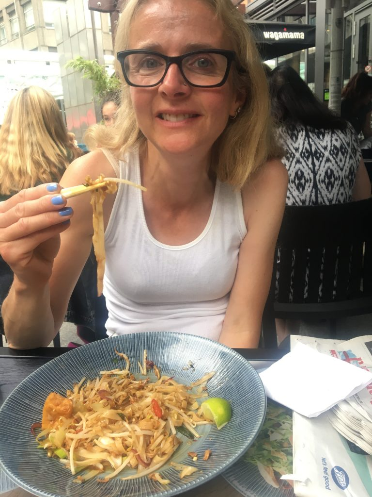 Wagamama, Wedding anniversary, London, The wedding anniversary tradition