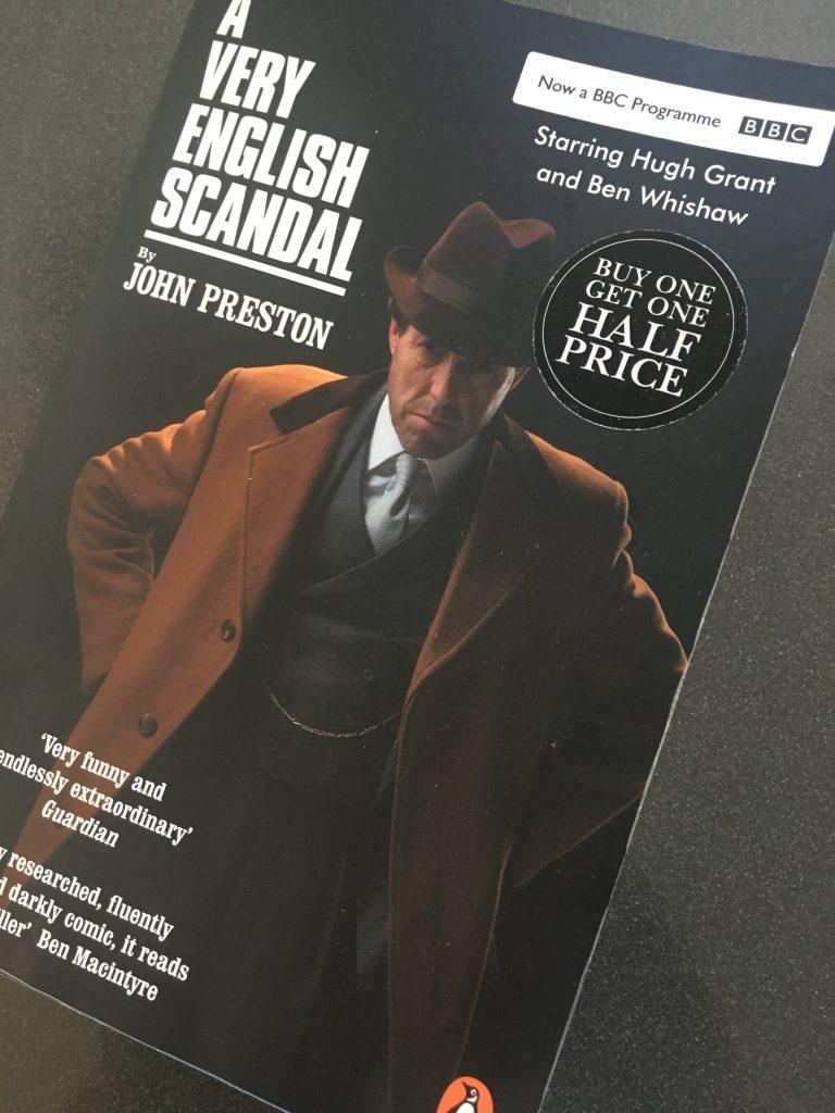 A Very English Scandal, A Very English Scandal by John Preston, John Preston, Book review