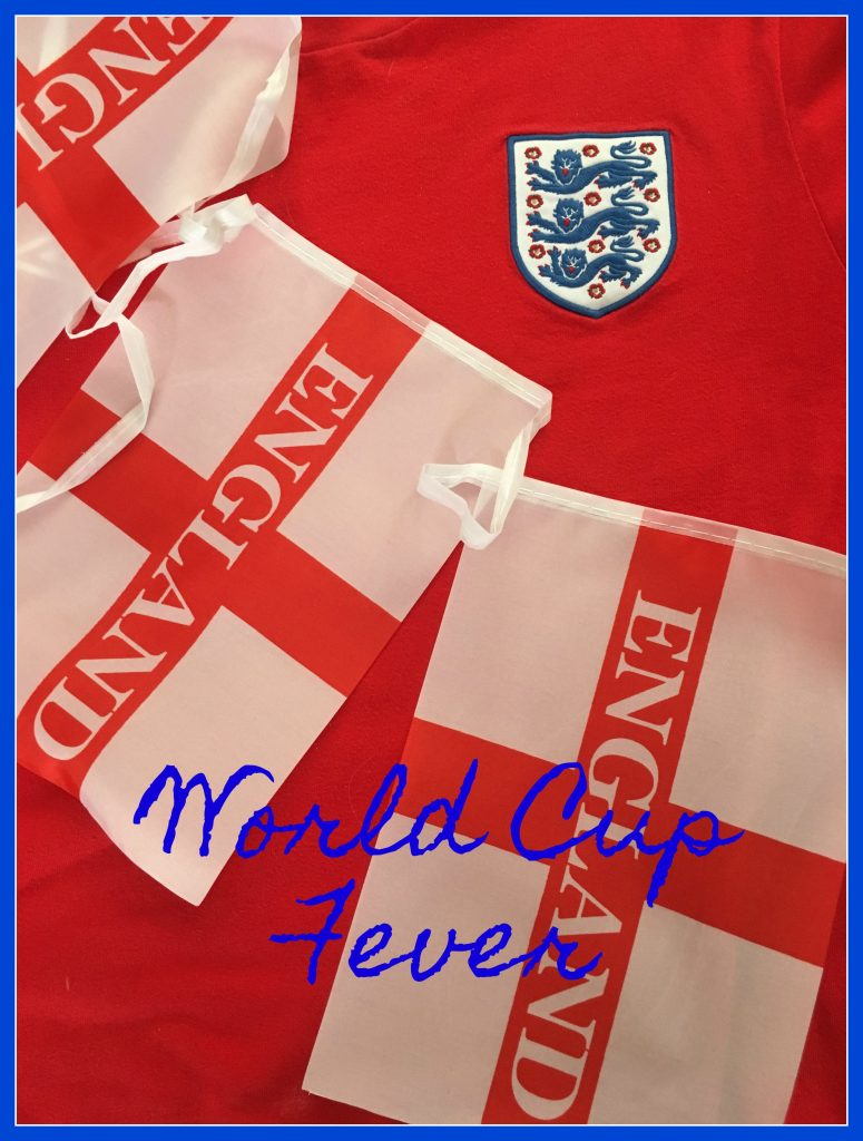 England, World Cup, World Cup Fever