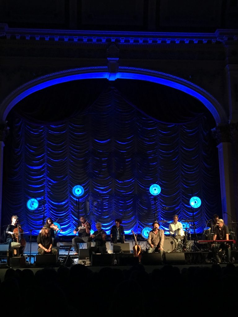 Levellers, We the Collective, Cheltenham Town Hall, Silent Sunday, My Sunday Photo