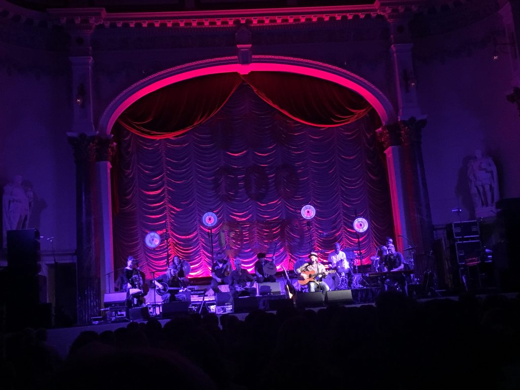 Levellers, We the Collective, Cheltenham Town Hall, 365