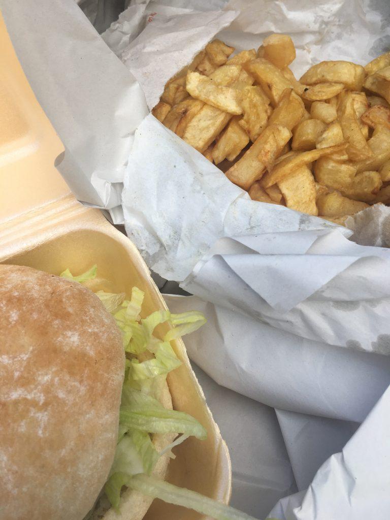Chips, Chips shop, 365