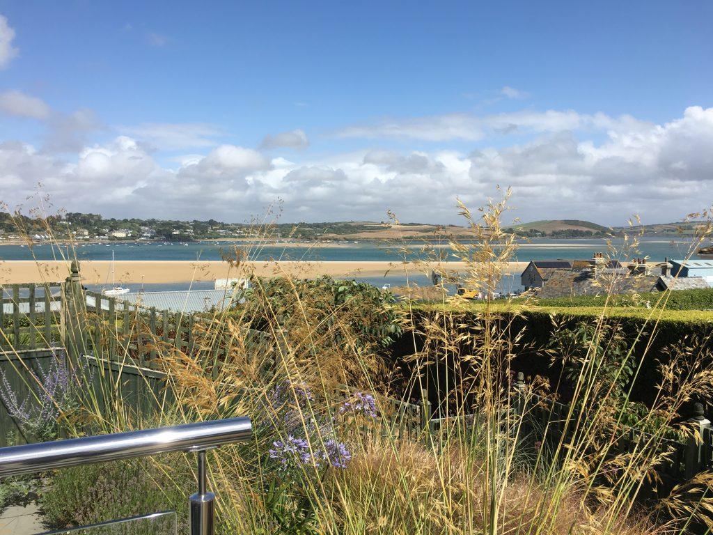 Padstow, Landscape, Estuary, View