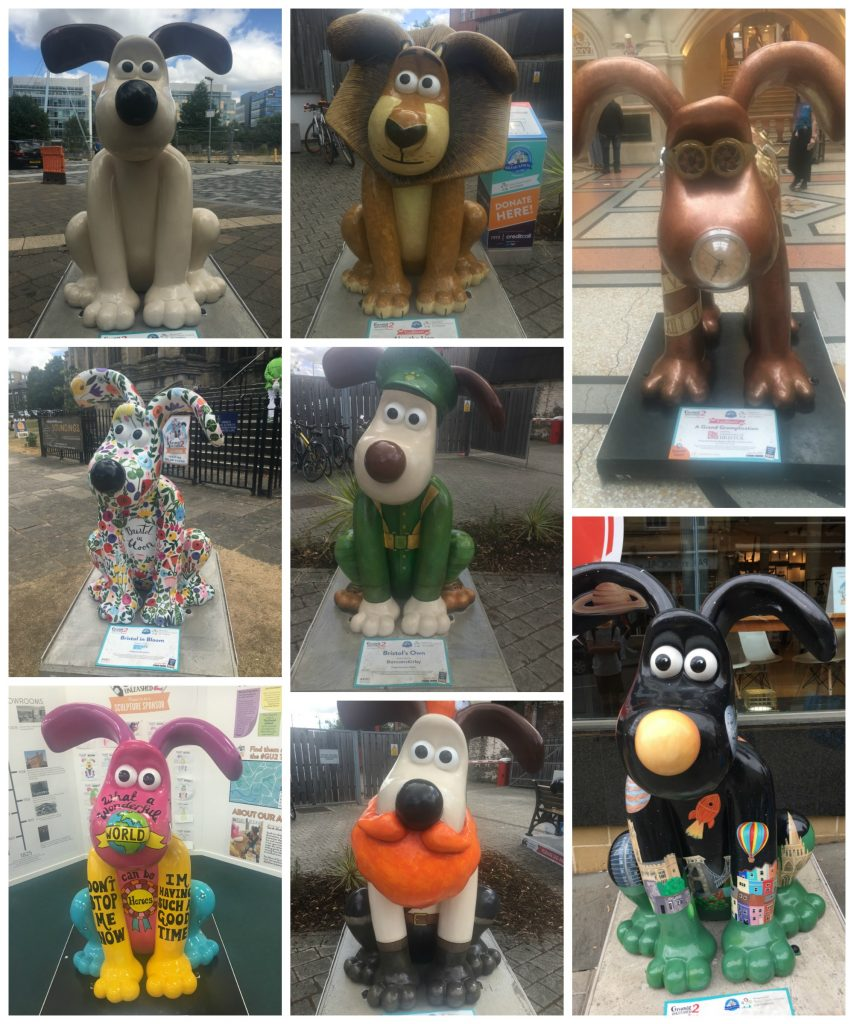 Gromit Unleashed 2, Gromit, Gromits, Bristol, Return to Gromit Unleashed 2 (and being brave)