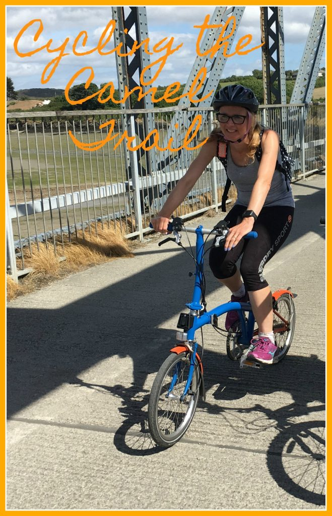 cycling, Cycling the Camel Trail, Cornwall, Padstow, Camel Trail v South West Coast Path