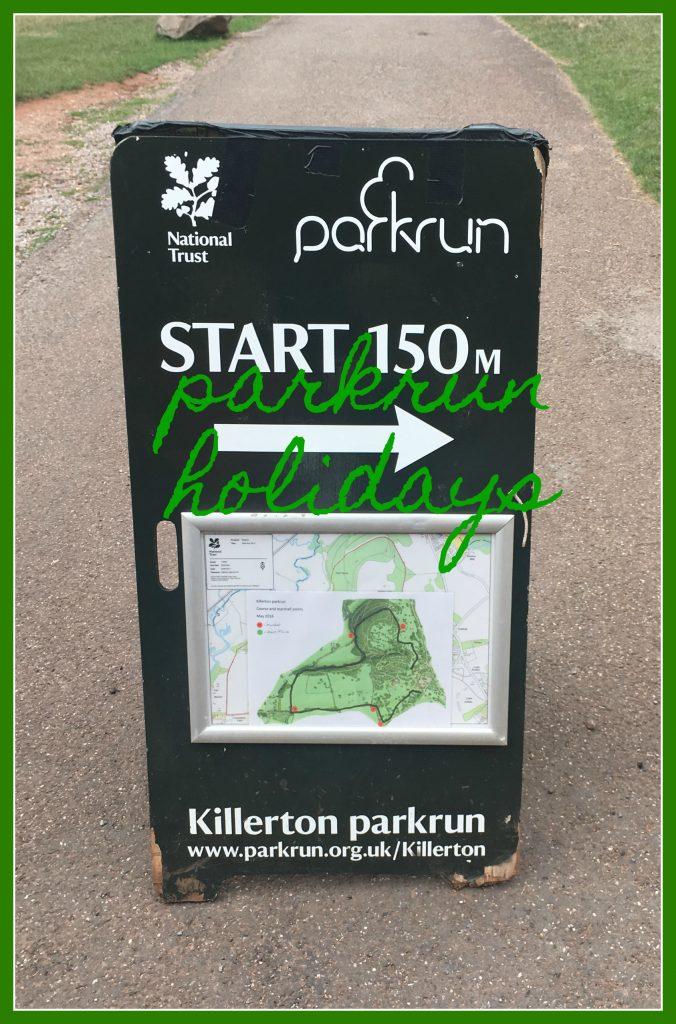 parkrun, parkrun holidays, KIllerton parkrun, Devon