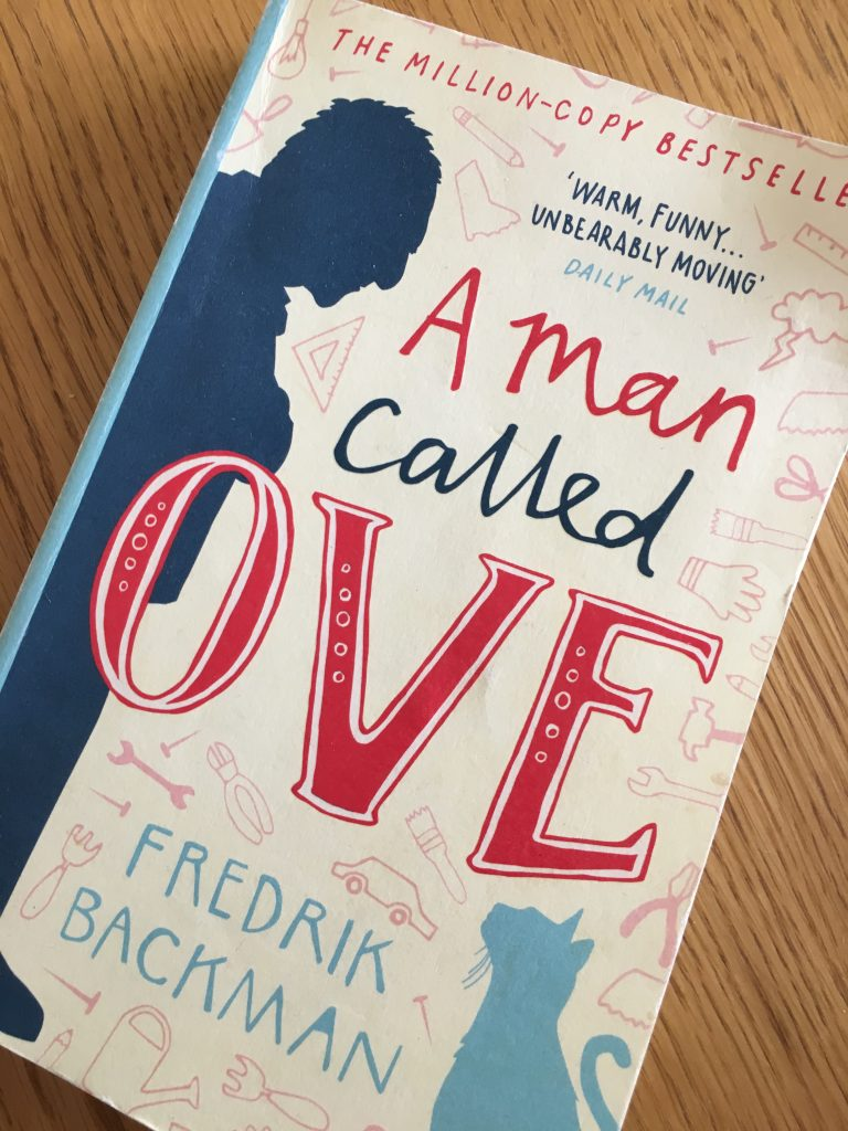 A Man Called Ove, A Man Called Ove by Fredrik Backman, Book review