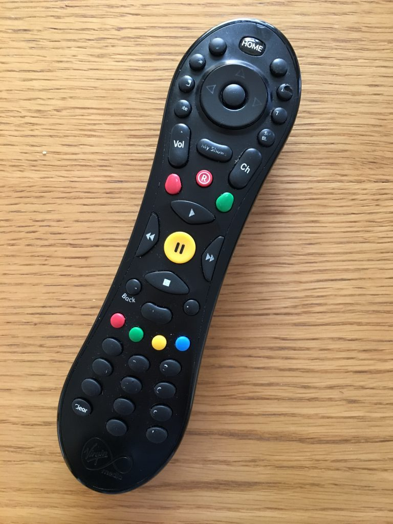 TV remote control, Watching TV, 365