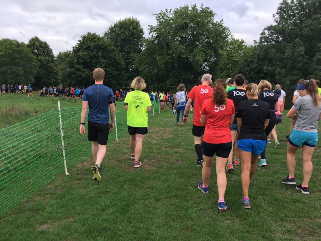 parkrun, home parkrun, runners, 365