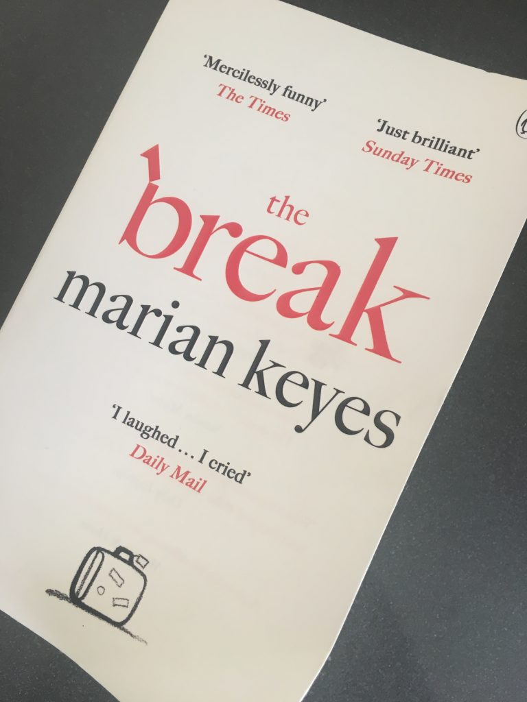 The Break, Marian Keyes, The Break by Marian Keyes, Book review