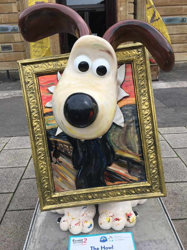 Gromit, Gromit Unleashed 2, Bristol, The Howl, 365