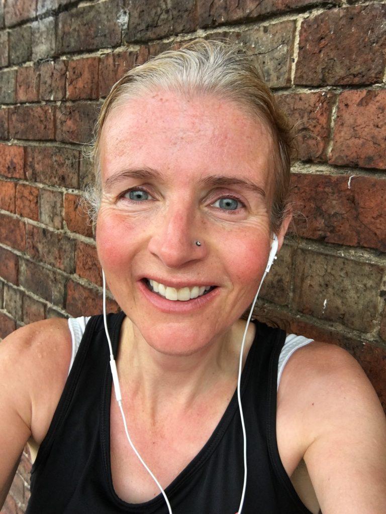 Running, Selfie, Rain, 365