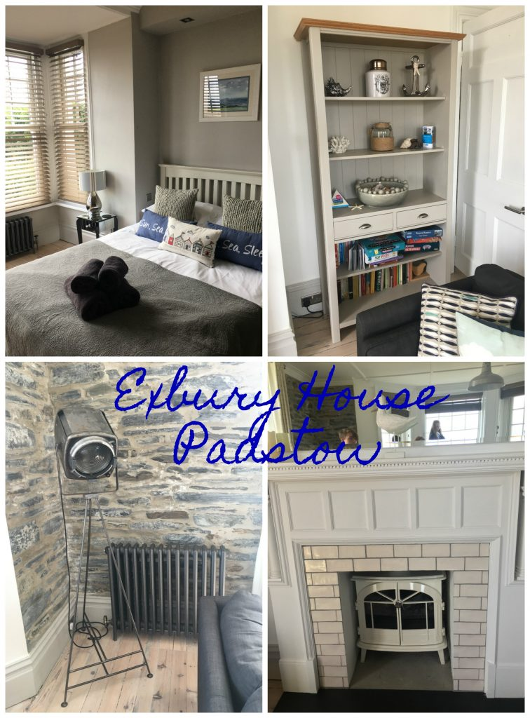 Exbury House, Padstow, Holiday, Cornwall, Holiday house
