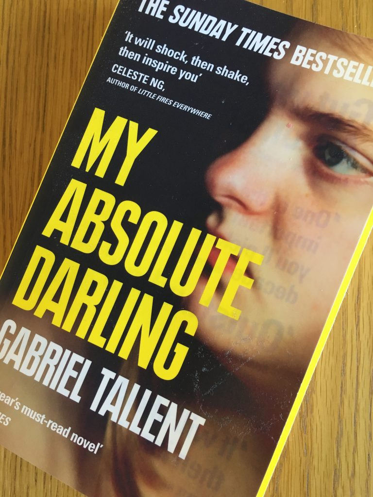 My Absolute Darling by Gabriel Tallent, My Absolute Darling, Book review, Gabriel Tallent
