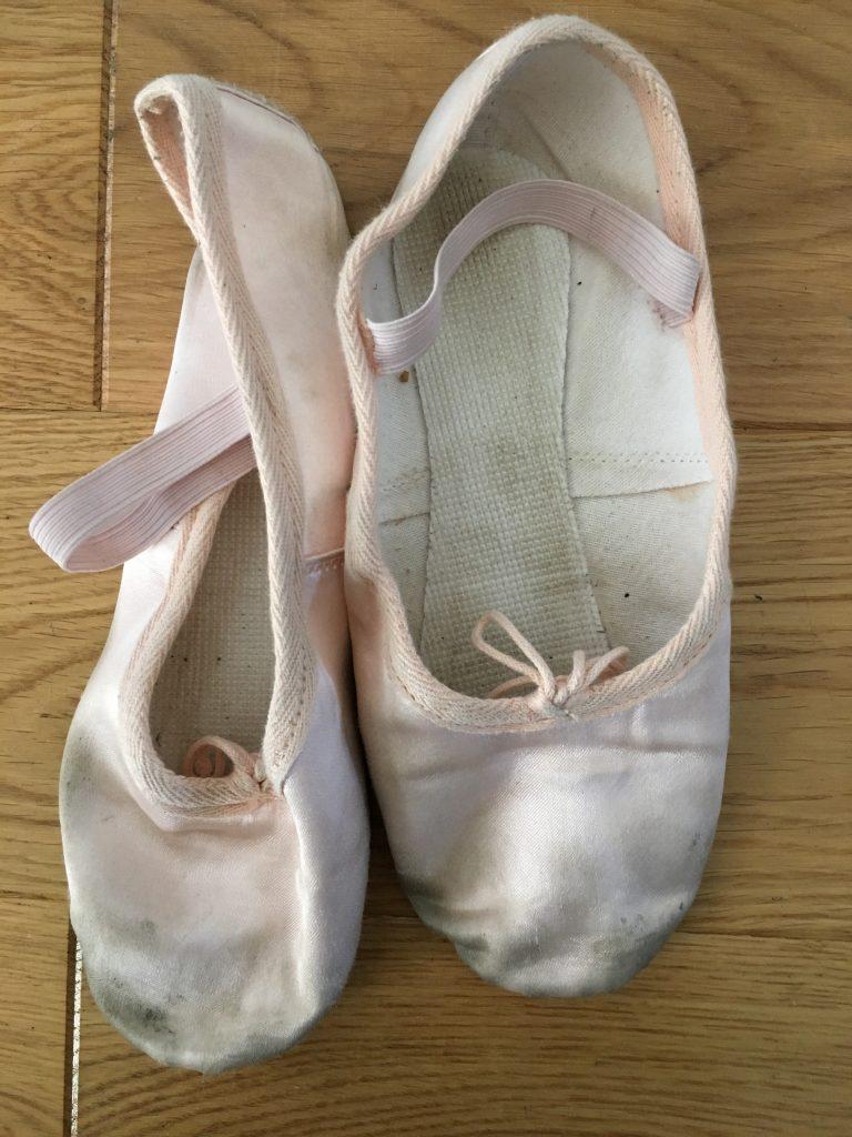 Ballet shoes, Daughter, Grade 4 ballet, 365
