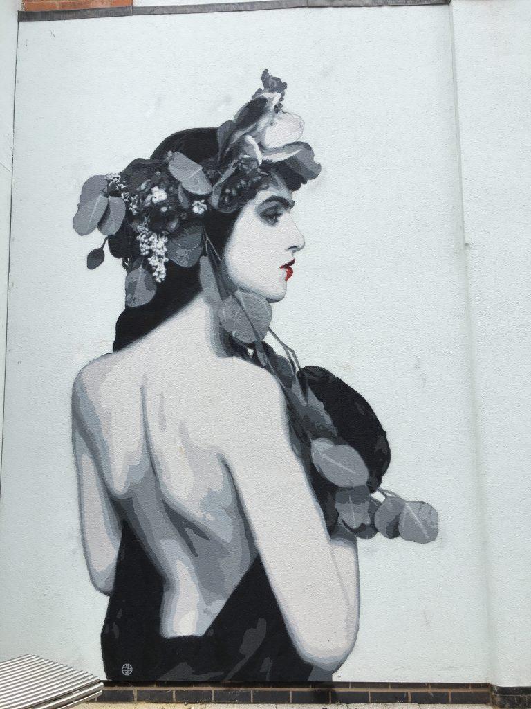 Cheltenham Paint Festival, Street art, Cheltenham, 365