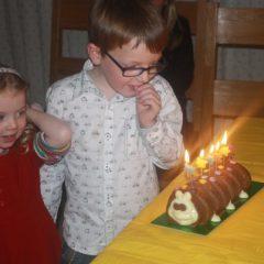 Happy birthday, 15 year old boy!