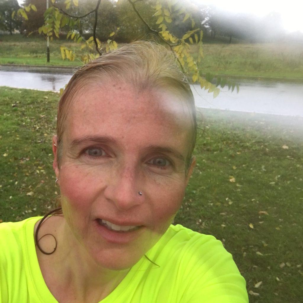 Running, Runner, Half marathon training, Selfie, Rain, 365