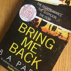 Bring Me Back by B A Paris
