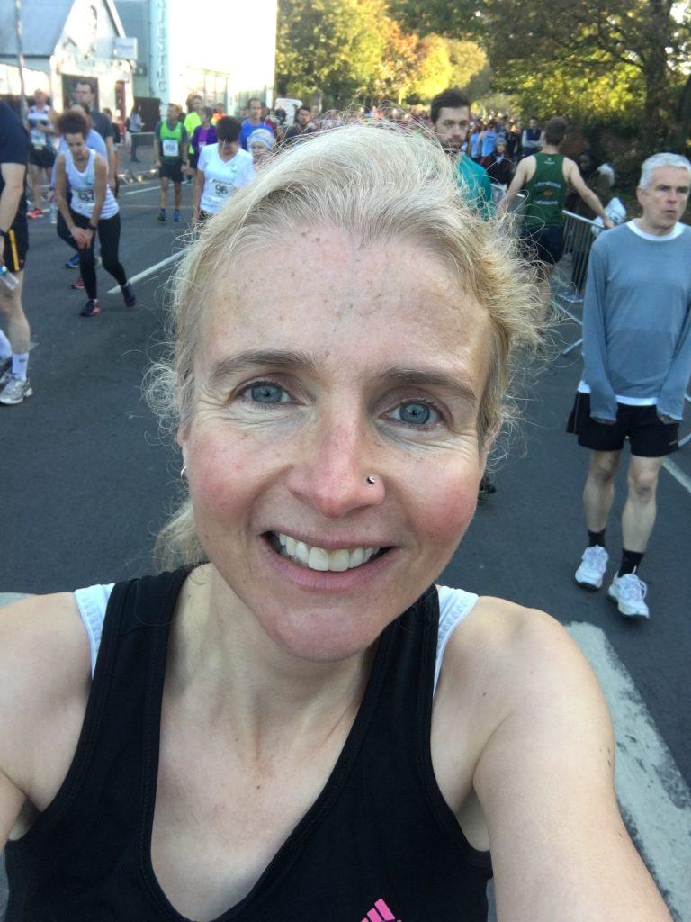 Stroud half marathon 2018, Stroud half marathon, Running, Selfie
