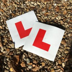 My son, the driving test and the very good week