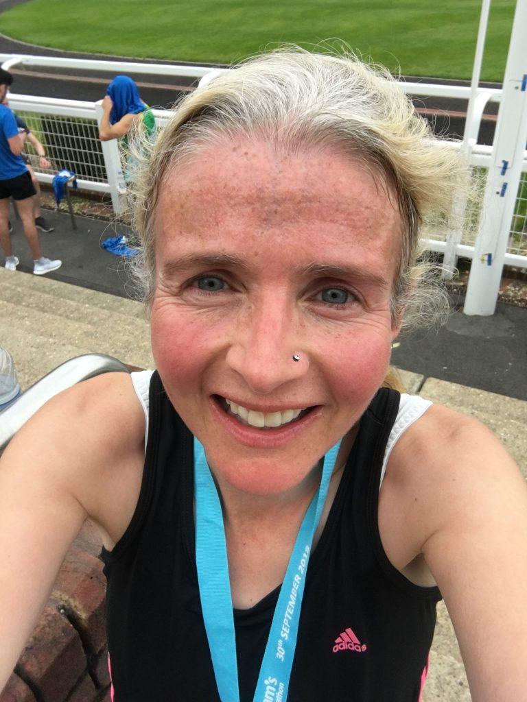 Cheltenham half marathon, Medal, Cheltenham half marathon 2018