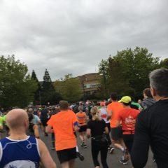 Cheltenham half marathon 2018