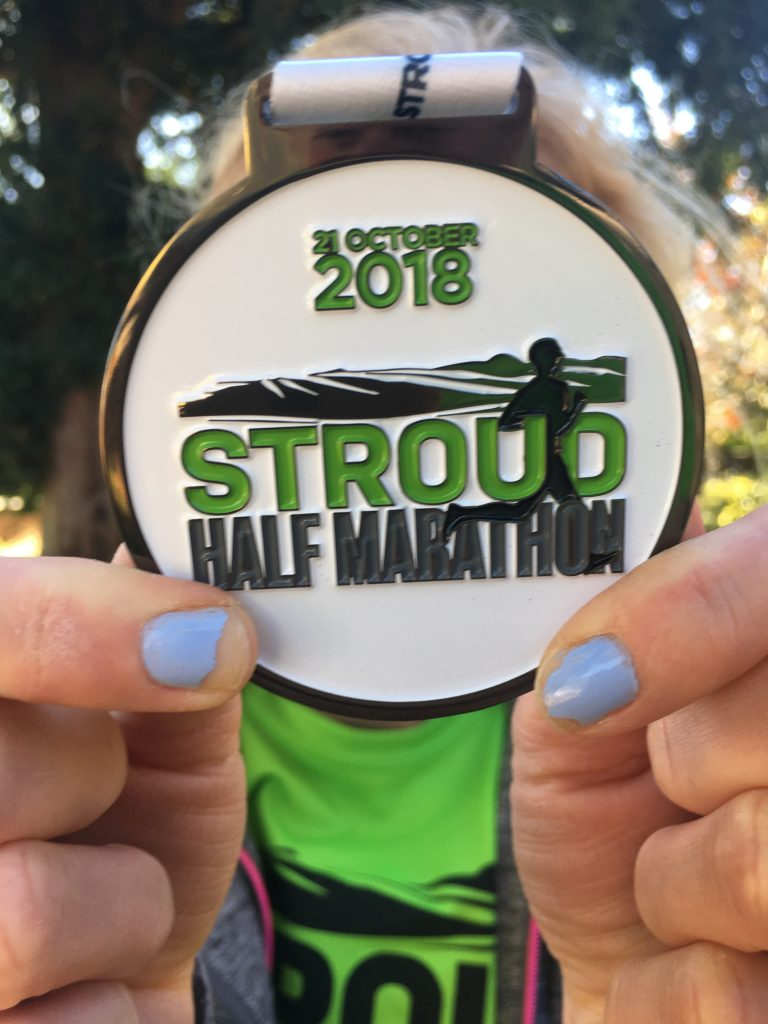 Stroud half marathon, Medal, Silent Sunday, My Sunday Photo