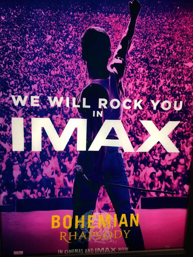 Bohemian Rhapsody, Queen, Freddie Mercury, Cinema