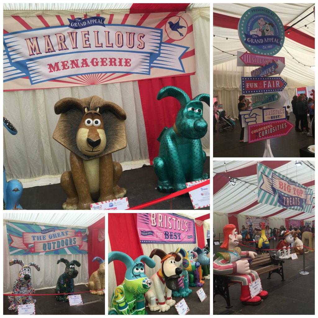 Gromit Unleashed 2, The Greatest Dog Show on Earth, Bristol