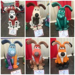 Gromit Unleashed 2: The Greatest Dog Show on Earth (unfinished business)