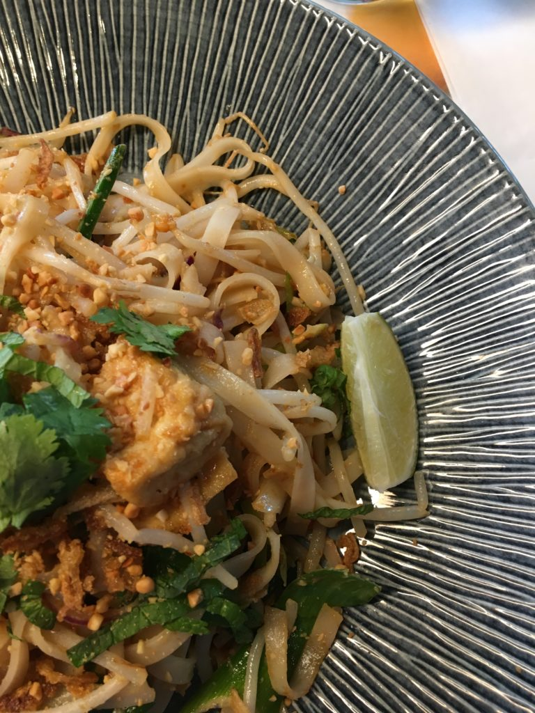 Pad thai, Wagamama, 365, Christmas shopping