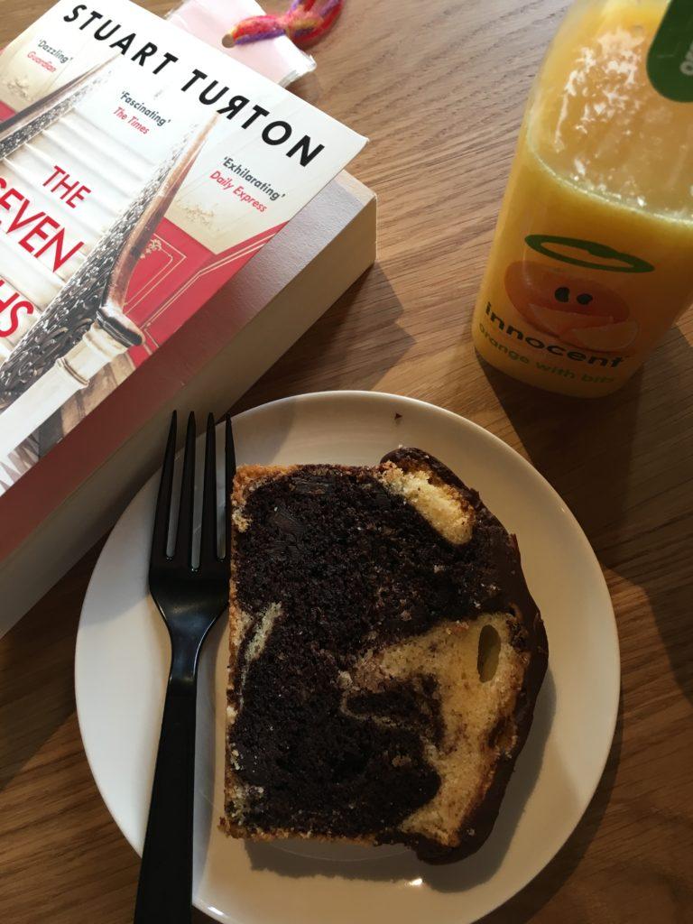 Cake, Coffee shop, Book, 365
