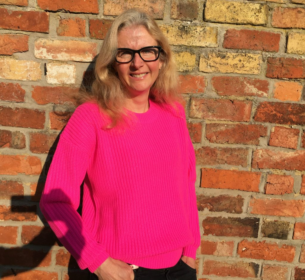 Pink jumper, Review, J D Williams review, Getting ready for winter with J D Williams