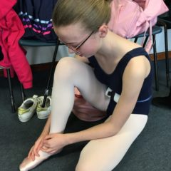Ballet – doing what's right for her, not what's 'right'