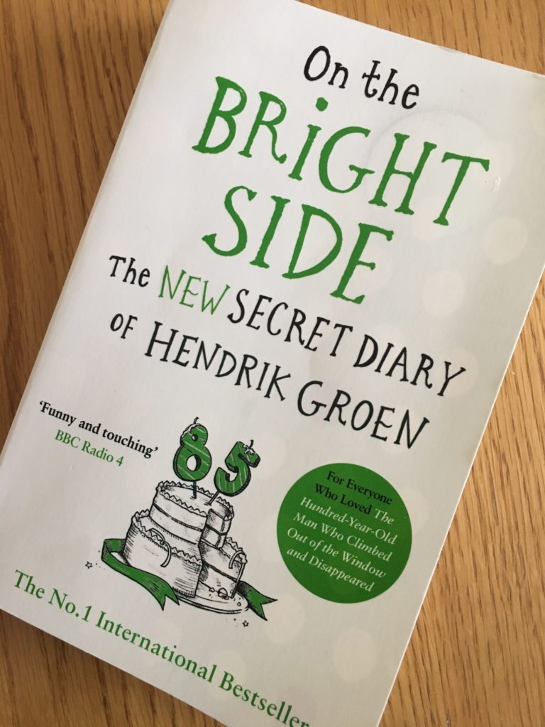 On the Bright Side, Book review, On the Bright Side by Hendrik Groen, Hendrik Groen