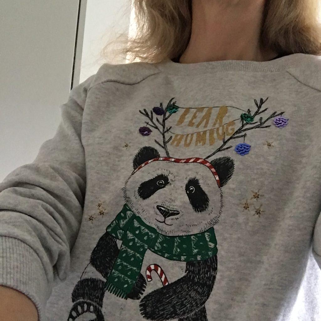 Christmas jumper, 365
