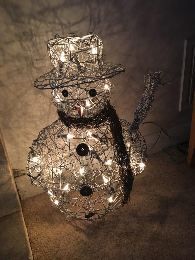 Christmas decoration, Christmas, 365, Snowman