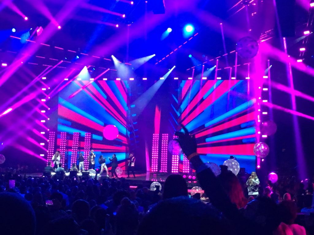 X Factor final, The X Factor final - a weekend away with my daughter, 2018 - that was the year that was