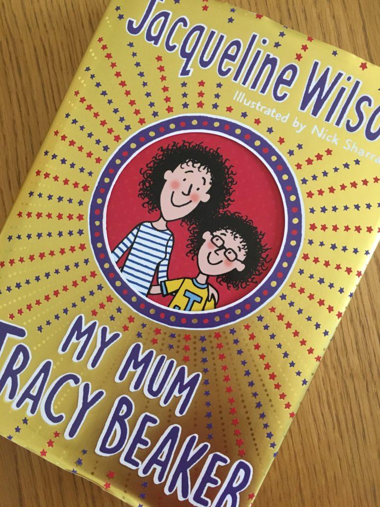 My Mum Tracy Beaker, Jacqueline Wilson, Book review, My Mum Tracy Beaker by Jacqueline Wilson