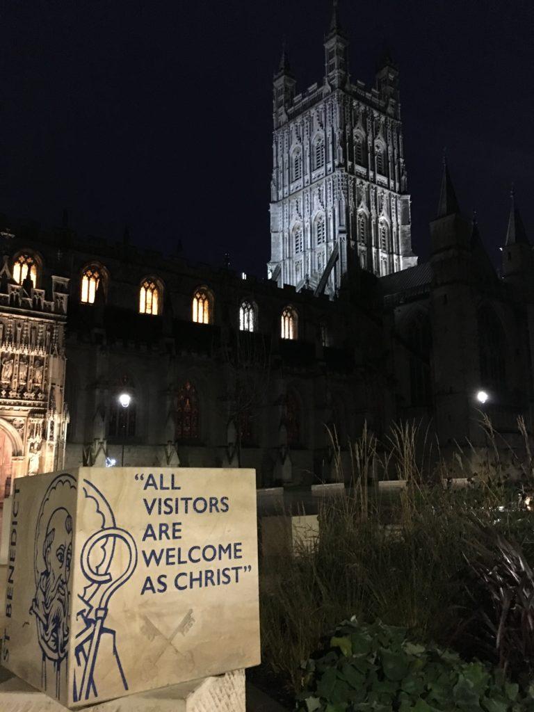 Gloucester Cathedral, Silent Sunday, My Sunday Photo
