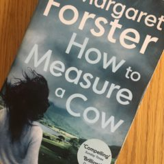 How to Measure a Cow by Margaret Forster