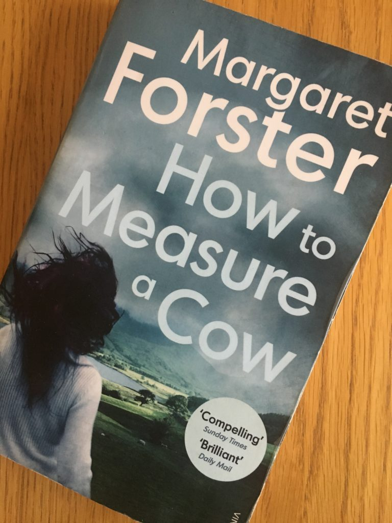 How to Measure a Cow, How to Measure a Cow by Margaret Forster, Margaret Forster, Book review