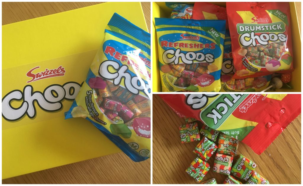 Choos, Choos review, Vegetarian sweets, Vegan sweets, Swizzels review