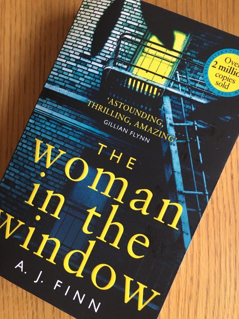 The Woman in the Window by A J Finn, The Woman in the Window review, Book review, The Woman in the Window, A J Finn