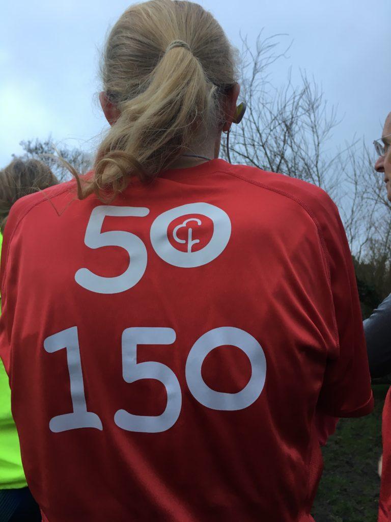 parkrun, parkrun T-shirt, unofficial milestone, running, Silent Sunday, My Sunday Photo
