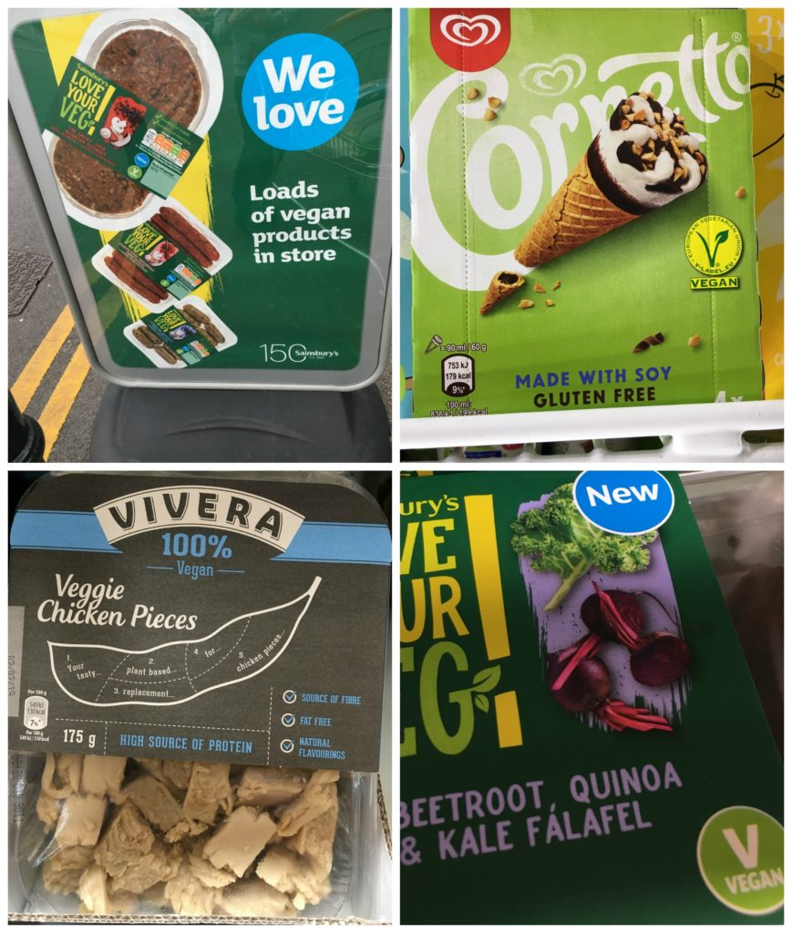 Vegan, And then the vegans took over, Vegetarian, Vegan products