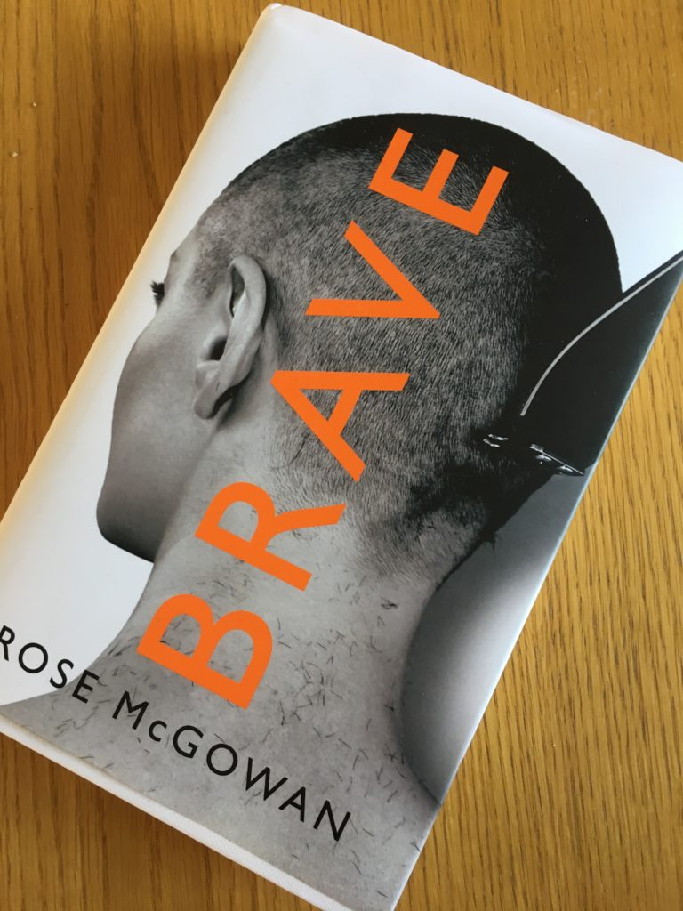 Brave, Brave by Rose McGowan, Book review, Brave review